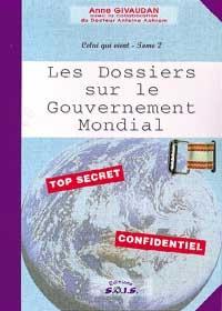 Les dossiers sur le gouvernement mondial-0