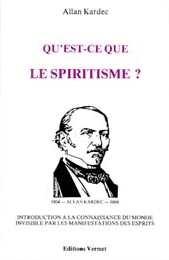Qu'est-ce que le spiritisme?-0