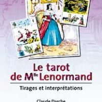 Tarot de Mademoiselle Lenormand (livre)-0