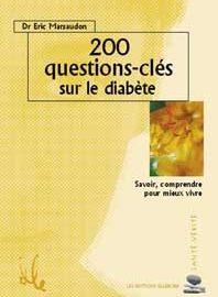 200 questions-clés sur le diabète-0