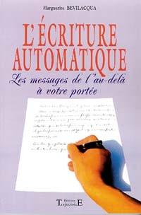 L'écriture automatique-0