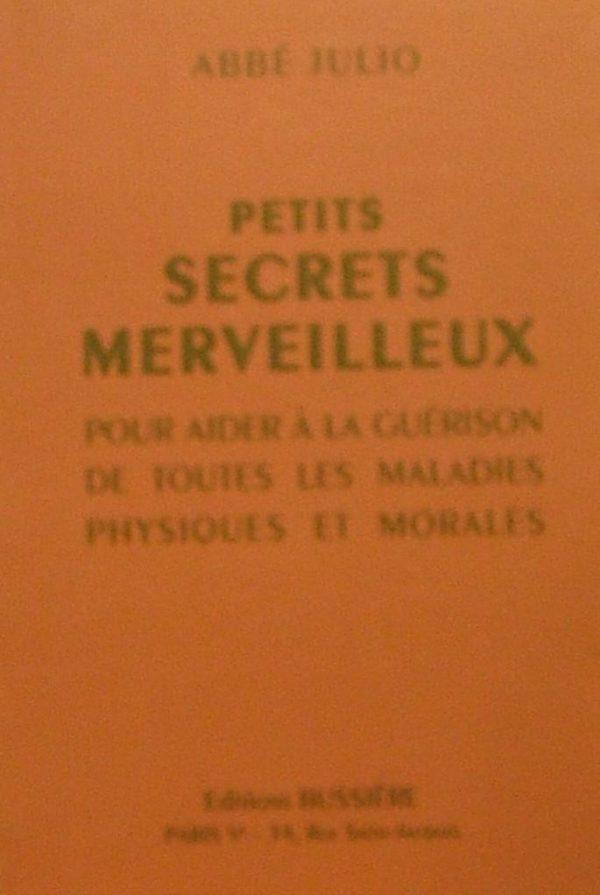 Petits secrets merveilleux-0