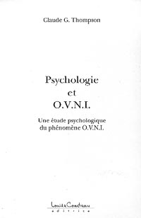 Psychologie et OVNI-0