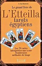 Le Grand livre de l'Etteilla, tarots égyptiens -0