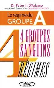 Le régime du groupe A-0