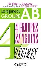 Le régime du groupe AB-0
