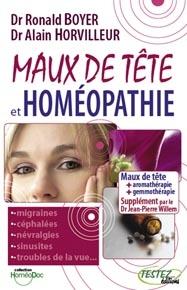 Maux de tête et homéopathie-0