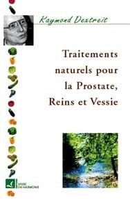 Traitement naturels pour la prostate, reins et vessie-0