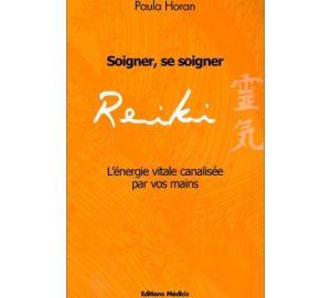 Reiki : Soigner, se soigner - L'énergie vitale canalisée par vos mains -0