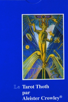 Le tarot Thoth par Aleister Crowley-0