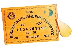 Planche de Oui-Ja - (ouija ou oui ja)-0