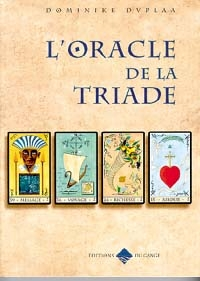 L'oracle de la Triade (le livre)-0