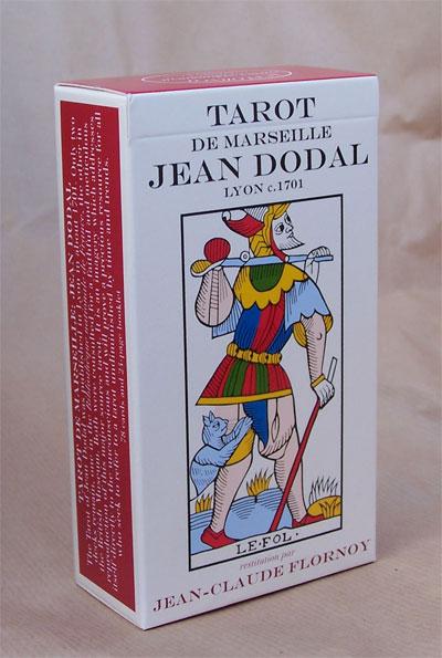 Tarot de Marseille Jean Dodal-0