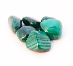 Malachite (pierres roulées)-0