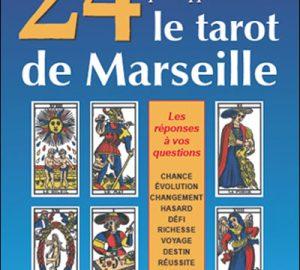 24 lecons pour apprendre seul le tarot de Marseille -0