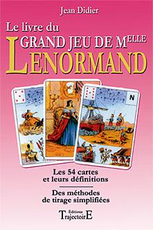 Livre du grand jeu de Mlle Lenormand-0