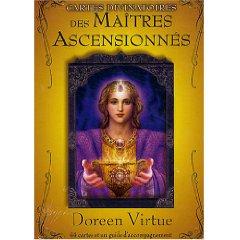 Cartes divinatoires des Maîtres Ascensionnés-0