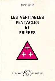 Les Véritables pentacles et prières (Abbé Julio)-0