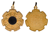 Médaille Exo 7-0
