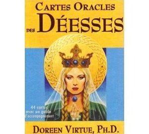 L' oracle des déesses (44 cartes + livret)-0