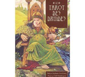 Le Tarot des Druides coffret de Philip et Stephanie Carr-Grom-0