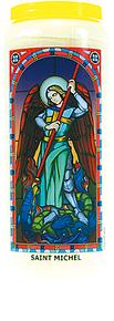 Neuvaine vitrail : Saint Michel-0
