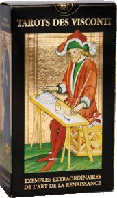 I Tarocchi dei Visconti (tarot des visconti) -Sforza-0
