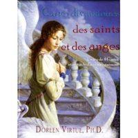 Coffret cartes divinatoires des Saints et des Anges -0