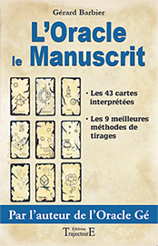 L'oracle le manuscrit (le livre)-0
