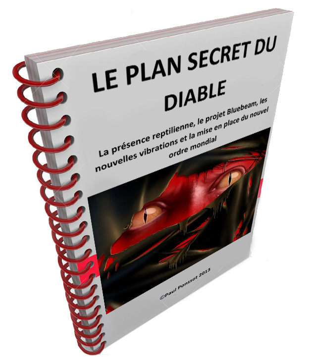Le Plan Secret Du Diable 0