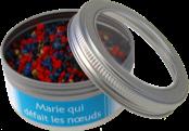 Boite 100 Grs : Encens Marie Qui Defait Les Noeuds-0