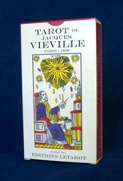 Tarot de Jacques Viéville-0