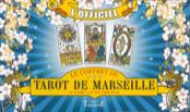 Le coffret du Tarot de Marseille - Livre + Jeu-0