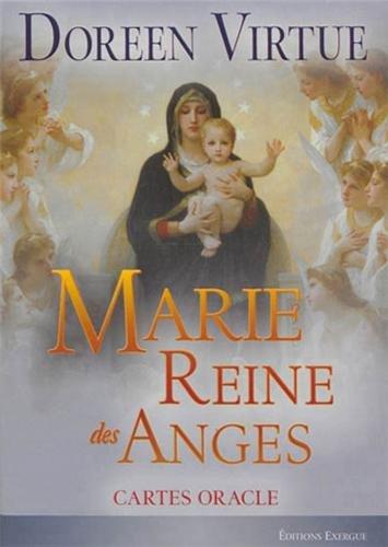 Marie Reine des Anges : Cartes Oracle -0