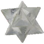 Etoile Merkaba Cristal Quartz extra - 4 cm-0