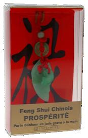 Porte-bonheur Feng-shui - Prospérité-0