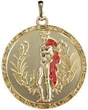 Médaille du Bouclier d'Hermès-0
