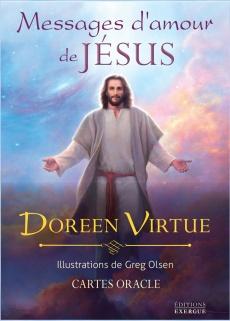 Messages d'amour de Jésus (coffret)-0